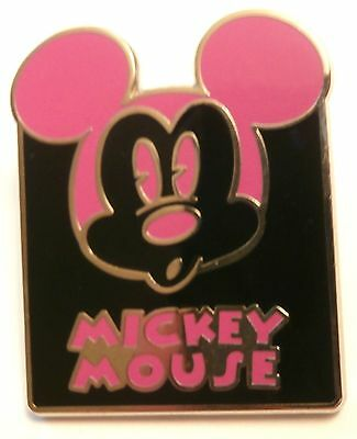 ! Disney Pin Mickey *Expressions* Mystery Series Teal or Aqua Upset