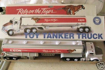 MIB 1993 EXXON Oil Toy Tanker Truck