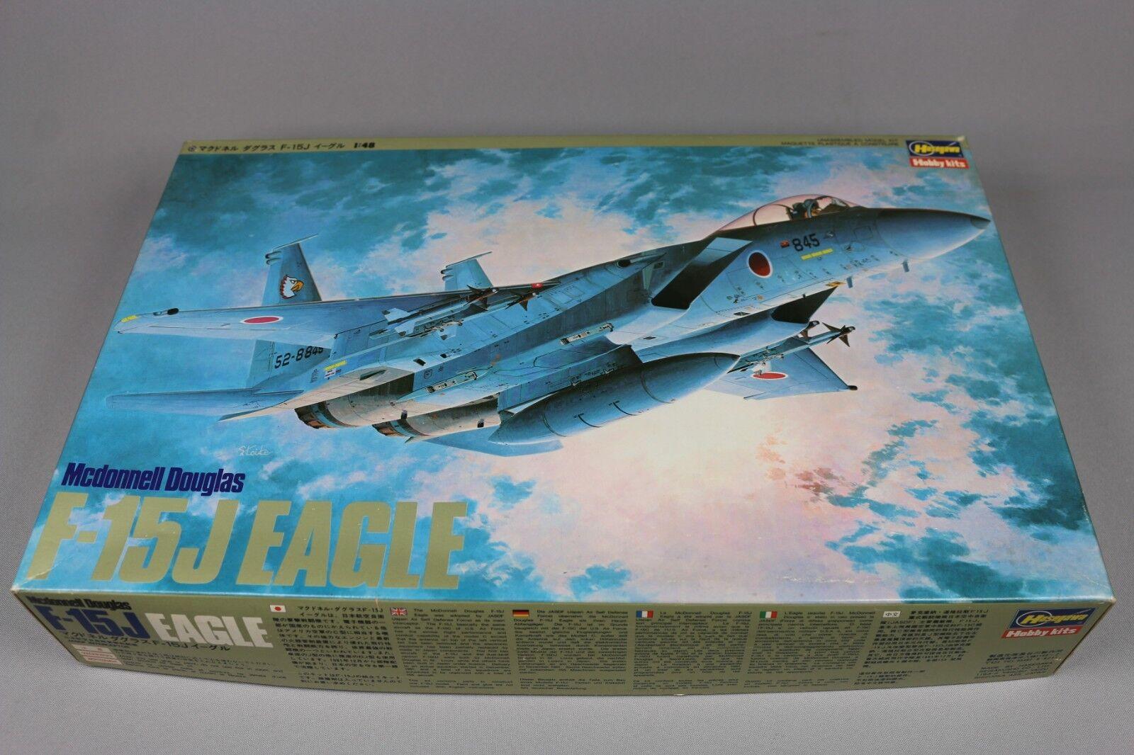 ZF090 Hasegawa 1 48 maquette avion P9  2300 mcdonnell douglas F-15J eagle