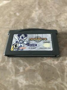 Medabots-Rokusho-Nintendo-Game-Boy-Advance-2003-GBA-Authentic-Cart-Only