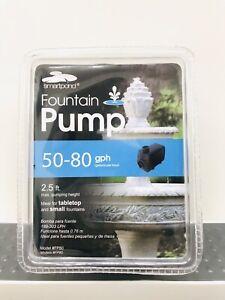 Smartpond Fountain Pump 50-80 GPH New Sealed Outdoor Fountain