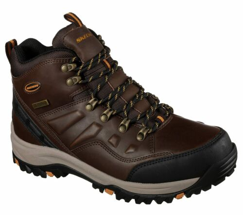 Traven Boots Memory Foam Rugged Trail Mens 65529 Skechers Relaxed Fit Relment