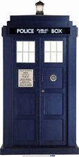 DOCTOR WHO THE TARDIS (2/3 LIFESIZE) PAPP FIGUR
