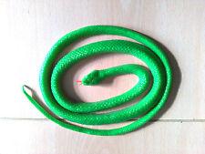 Schlangen Gummischlange ca. 130 cm   NEU