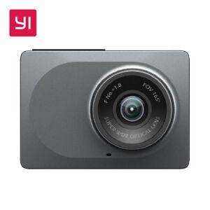 "YI Smart Car DVR Dash Camera WiFi Night Vision HD 1080P 2.7"" ADAS Global Version"