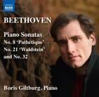 "Beethoven: Piano Sonatas Nos. 8 ""Pathétique"", 21 ""Waldstein"" and 32 (2015)"