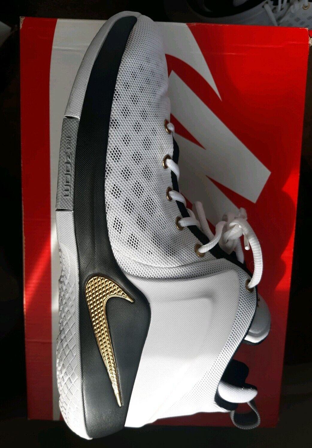 22faf957c139 Nike ZOOM WITNESS Lebron Men s Sneakers White