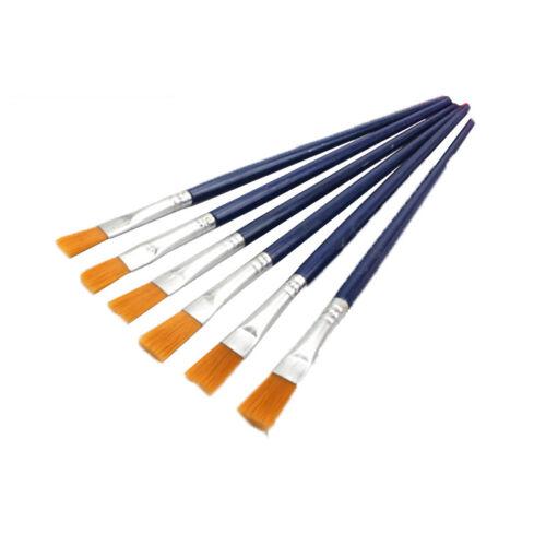 10pcs Antistatic Nylon BGA Solder Flux Paste Cleaning Brush For SMT PCB Repair