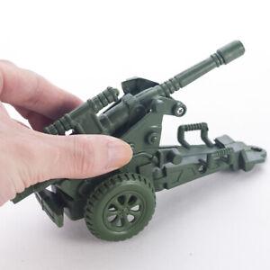 "7.8/"" Military Anti Aircraft Gun Cannon Model Kids Boys Educational Toy Modern"