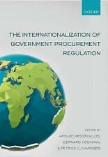 The Internationalization of Government Procurement Regulation by Oxford...