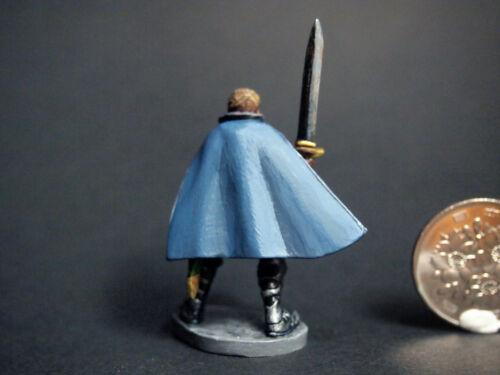 Aurora Model Fantasy Game Miniatures /'Warrior/' Metal Figure FE-033