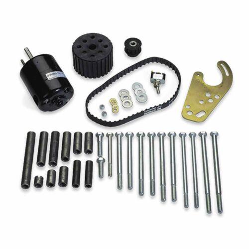 Moroso 63750 Drive Kit Electic Water Pump Drive Kit