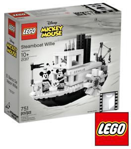 LEGO-21317-Steamboat-Willie-Ideas-025-Disney-Mickey-Minnie