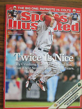 Sports Illustrated NOVEMBER 5,2007 JONATHAN PAPELBON TWICE IS NICE NO LABEL