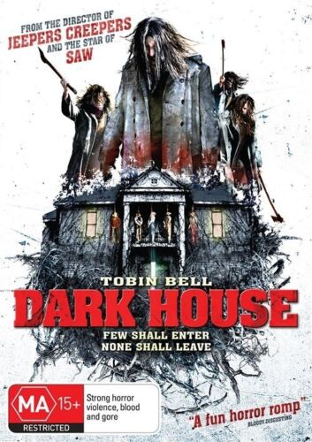1 of 1 - Dark House (DVD, 2015) NEW R4