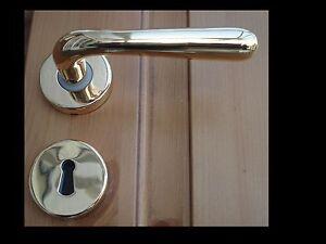 Ecostile Valli Amp Valli Polished Brass Lever Handle