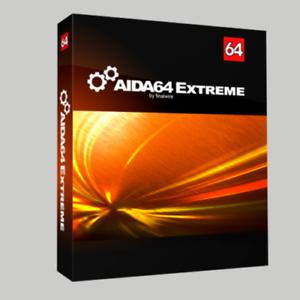 Copieux Aida 64 Extreme 5.97 | Version Complète 2019 | Clé De Licence Pour Plusieurs Pc, S-afficher Le Titre D'origine