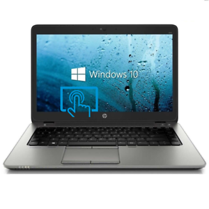 "HP EliteBook G2 14"" Touch UltraBook (Intel 5th Gen i5-5200U, 256GB SSD, 8GB RAM)"