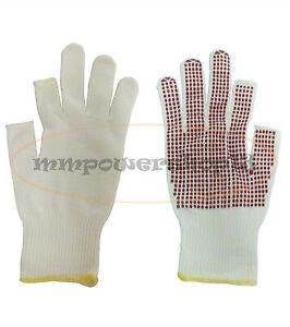 Montagehandschuh-mit-Noppen-GR-7-8-9-Strickhandschuh-Handschuhe-Handschuh