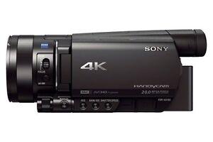 VIDEOCAMERA-DIGITALE-SONY-4K-FDR-AX100E