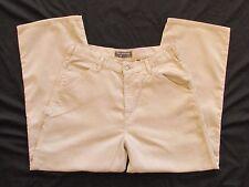 Levi's SilverTab Corduroy Carpenter Pants Jeans 34x30 Beige stone meas 36 x 29.5
