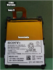 High Back Up OEM Sony Xperia Z1 L39h C6902 C6903 C6943 C6906 Battery 3000mAh