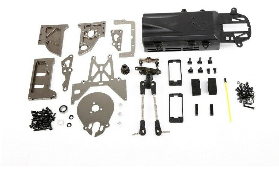 Electric METAL Conversion kit without Motor battery for 1 5 hpi rovan km baja