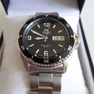 New-XL-Orient-Mako-2-II-FAA02001B3-Automatic-Watch-Automatik-Herren-Taucher-Uhr