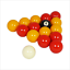 Reds-amp-Yellows-2-034-Size-English-POOL-TABLES-BALLS-1-7-8-034-Cue-Ball-and-TRIANGLE thumbnail 3