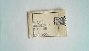 Teil-Uhrenhandel-Armbanduhr-Ein-achse-Pendel-Hs-6B-6-034