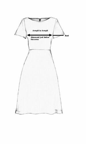 Les femmes pakistanaises Indian Kurti Tunique Kurta Short Broderie Rayon Top Robe chemise