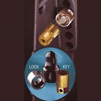 Single Outboard Motor Lock 1/2x1.25 Yamaha 50hp &up 74037