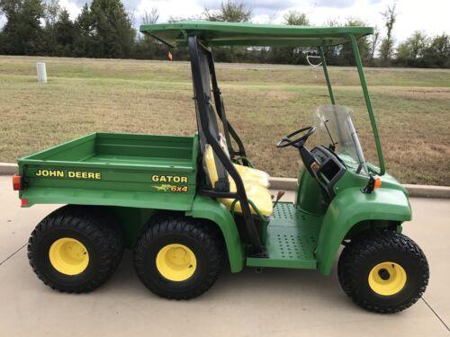 John Deere 6x4 Gator Style Decal Kit | eBay on gator utility cart, gator atv, sun mountain cart, used ez go electric cart, gator motorsports go cart,