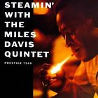 Steamin' with the Miles Davis Quintet by Miles Davis/Miles Davis Quintet (CD, Aug-2007, Prestige)