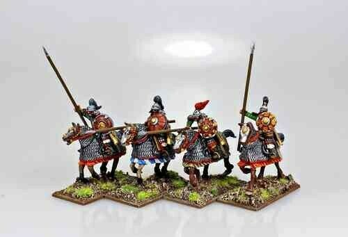 FFG203 1 3//32in Deus Vult Fireforge Games Mongol Heavy Cavalry Lancers