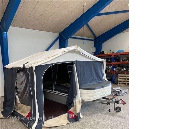 Combi-Camp 2007 - Combi-Camp Venezia Comfort 750, 2007, kg