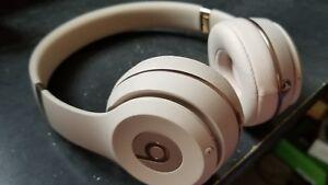 Beats by Dr. Dre Solo3 Wireless Headband Wireless Headphones - Matte ... 43713cd3f6