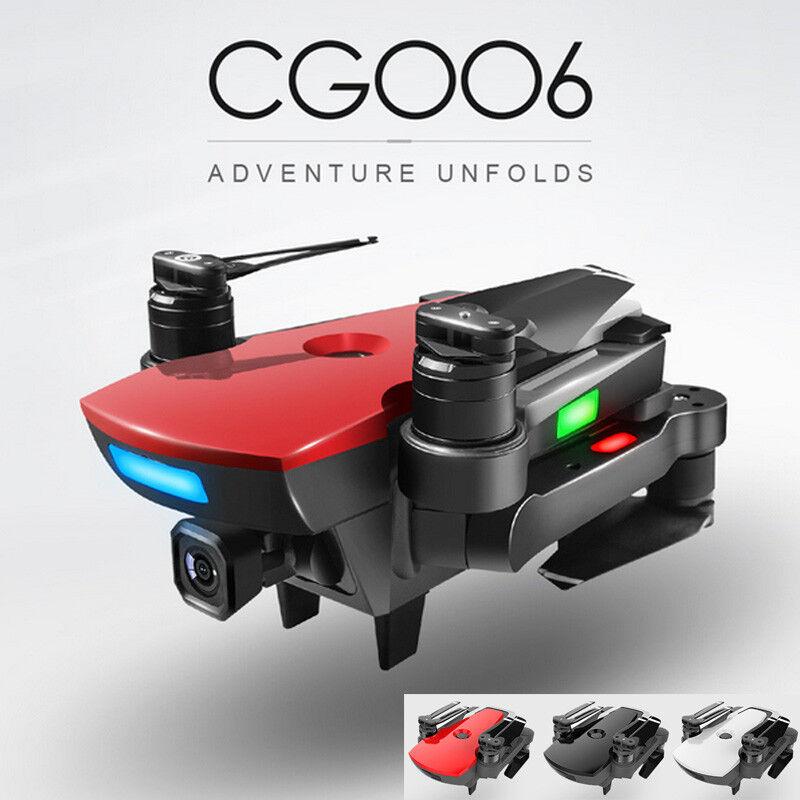 CG033 Folding 2.4G FPV Wifi HD 1080P  telecamera GPS Altitude Hold Quadcopter Drone  grandi risparmi