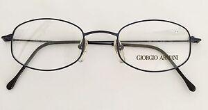 plus récent 03b6a 6a8f0 Details about VTG Giorgio ARMANI 284 1013 Eyewear Lunette Brille Occhiali  Gafas Frames