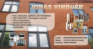 JONAS VINDUER AS