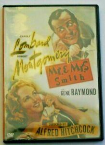 Mr-amp-Mrs-Smith-DVD-1941-Algred-Hitchcock-Fillm-Robert-Montgomery-Lombard