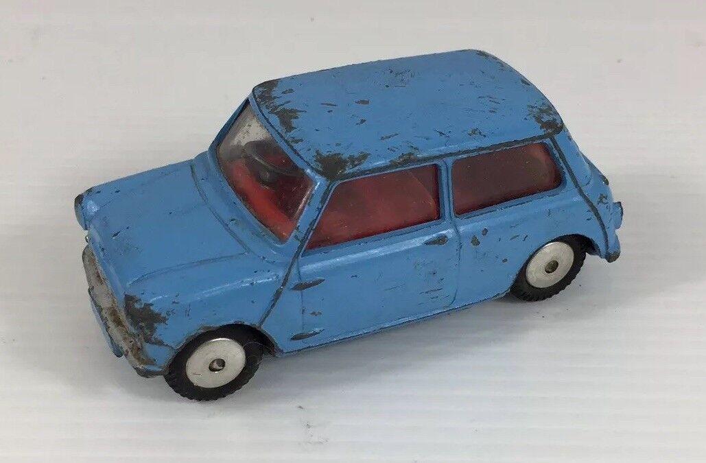Vintage CORGI TOYS MORRIS MINI-MINOR no.226 Boxed. BOÎTE DE PAUVRES  A F  mode