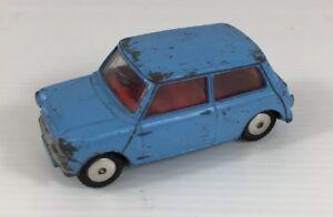 Jouets Corgi Vintage Morris Mini-mineur No.226 en boîte. Box Poor A / f