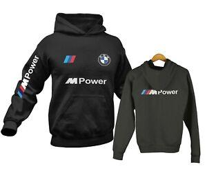 BMW M Power Hoodie Sweatshirt