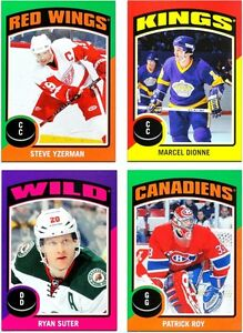 2014-15-OPC-Sticker-Card-PICK-ONE-CARD-From-SET-ST-51-to-ST-100