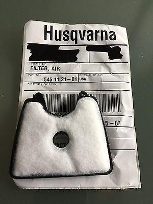 Husqvarna Air Filter Part# 545 11 21-01