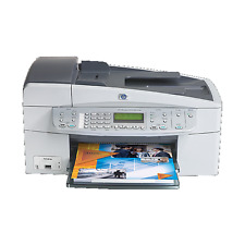 HP Officejet 6210 Q5801B Drucken Scannen Kopieren Faxen USB