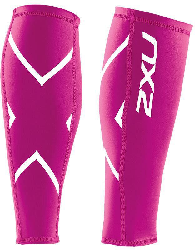 2XU Compression Calf Guards  - Pink  2018 latest