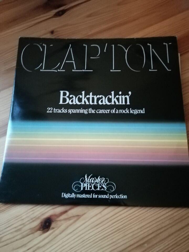 LP, Eric Clapton, Backtracking