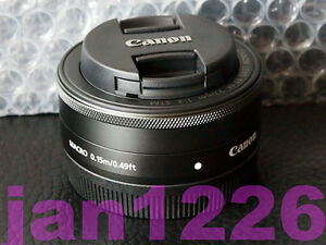 New-Genuine-Canon-EOS-M-EF-M-22mm-F-2-STM-Prime-Wide-Angle-Pancake-limit-stock